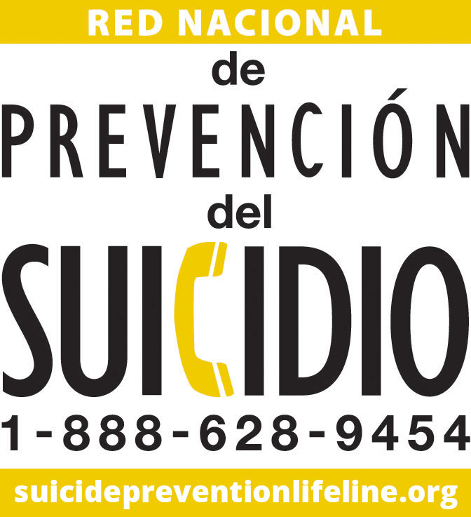 Suicide Prev Lifeline Spanish